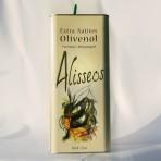 Olivenöl im Kanister